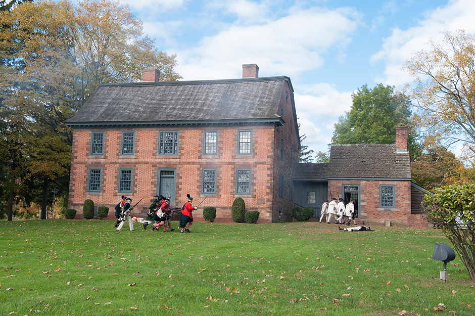 Dey Mansion Battle Retreat